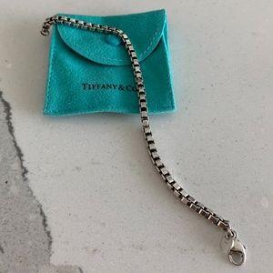 Tiffany Venetian Link Bracelet in Sterling Silver